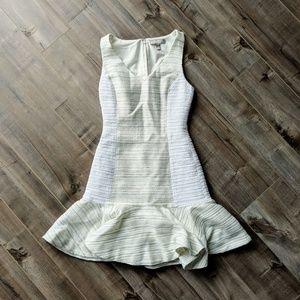 Banana Republic flare dress size 00p